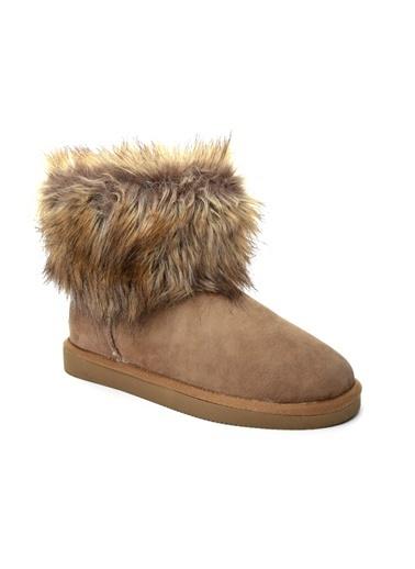 Pegia Çizme Camel